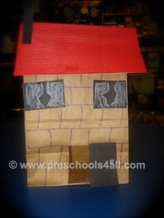 House and Home Theme and Activities for Preschool: Whether they ...