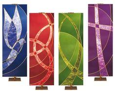 Liturgical Banners from PraiseBanners