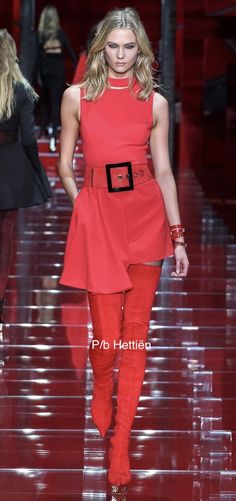 Little Red Dress, Cannes, Versace, Peplum Dress, Ready To Wear, How To Make, How To Wear, Classy, Elegant