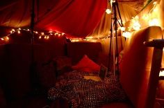 5 Steps To Building Your Own Epic Blanket Fort