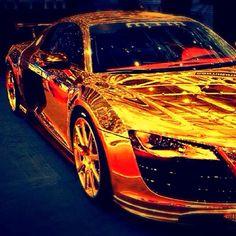 """""""I've got a golden ti...R8!!"""" ;)"""