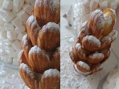 Pomme de pin en madeleines, my cooking blog