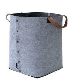 Sne Design Large Felt Storage Basket