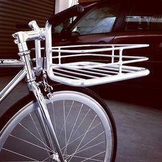#Bikeporter el manillar con transportin incorporado  #avantumbikes