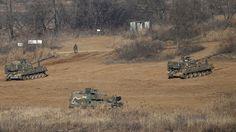 Salud Y Sucesos: Corea  Del Sur Despliega Artilleria En Frontera Co...