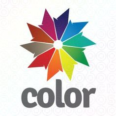 Exclusive Customizable Colorful Star Logo For Sale: Color | StockLogos.com