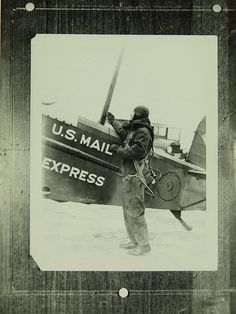 July 29, 1920: U. S. Postal Office's first transcontinental airmail flight takes off from New York to San Francisco.