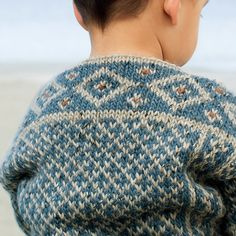Baby Boy Knitting, Knitting For Kids, Crochet For Kids, Knitting Socks, Knitted Hats, Knit Crochet, Baby Sweater Patterns, Fair Isle Knitting Patterns, Punto Fair Isle