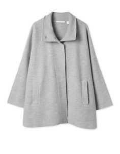 Boiled Cape Jacket great for keeping warm. Mom would love!