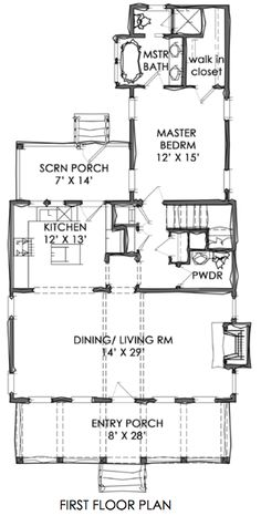 House Plan: Plan TNH-SC-47A by Moser Design Group! | Smallest ...
