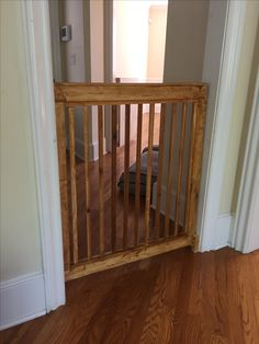Doggie Fence in Banker Cage style. By Cowboy Jeff