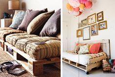 palets decoracion