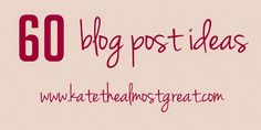 Kate the (Almost) Great Blog Writing, Writing Prompts, Writing Tips, Wordpress, Make Money Blogging, Blogging Ideas, Blogger Tips, Creating A Blog, News Blog