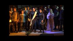 Macbeth by G. Verdi. Thomas Hampson, Paoletta Marrocu, Roberto Scandiuzzi, Luis Lima. Chorus and Orchestra of the Zurich Opera House. Conductor: Franz Welser...