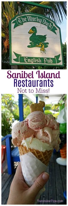 8 Sanibel Island restaurants not to miss on your Florida Vacation!