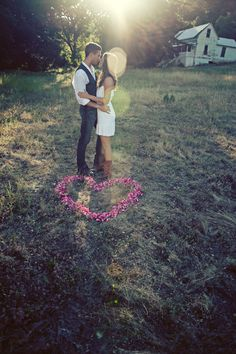 great lighting and composition. could do without that heart on the ground.