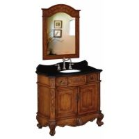 Belle Foret BF80031RFrench Country Single Basin Vanity