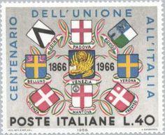 Union of Venezia and Mantua with Italy