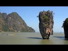 Phang Nga Bay, Thailand in 4K (Ultra HD) … | Bear Tales http://beartales.me/2015/04/19/phang-nga-bay-thailand-in-4k-ultra-hd/