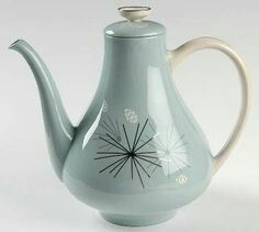 Franciscan Silver Pine Coffee Pot