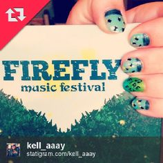 Accessorizing for the Firefly Music Festival in Delaware Delaware Life, Dover Delaware, Firefly Music Festival, Small Wonder, Music Lovers, Cool Bands, Southern, My Love, Nails