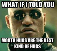 11 Best Mouthhugs Images Hug Mouth Funny