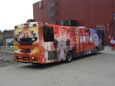 #russebuss #folieringavbuss