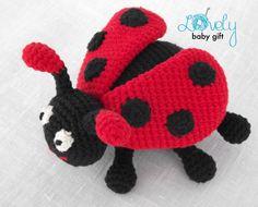 Amigurumi Crochet Pattern Crochet Pattern by LovelyBabyGift