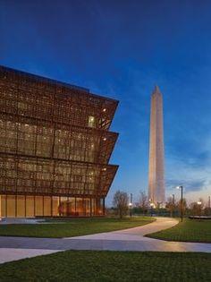 Smithsonian National Museum of African American History & Culture, Washington, 2016 - Adjaye Associates