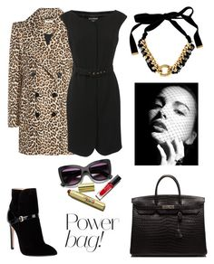 """Get Ready!"" by schenonek ❤ liked on Polyvore featuring Carven, Emilio Pucci, Boutique Moschino, Yves Saint Laurent and Hermès"