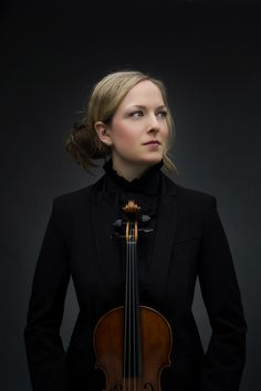 JBe Photography Promotional Images Milwaukee Orchestra   Margot   Violin   (Cool, Bra)