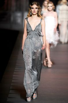 John Galliano for Christian Dior, lovely gown