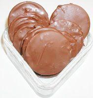 Himmlische Süßigkeiten: Turborezept: Pfefferminztaler
