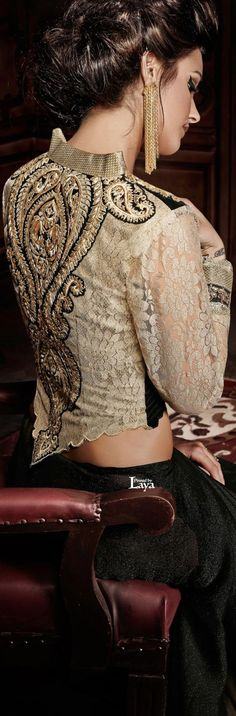 ♔LAYA♔SAREE BLOUSE♔♔♔