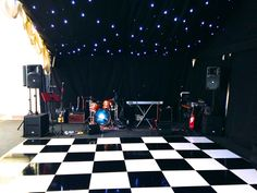 OLDWALLS, GOWER: If you've booked this venue then be prepared to boogie all night! For wedding performances at Oldwalls the band will set up unseen behind a canvas before the staff reveal their amazing dancefloor area to their guests and then we rock your socks off.