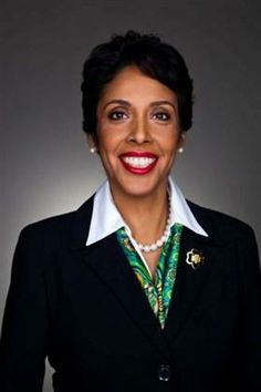 Courtesy of Girl Scouts USA   Anna Maria Chávez; CEO of Girl Scouts of the Unites States; says she wants to grow membership an...