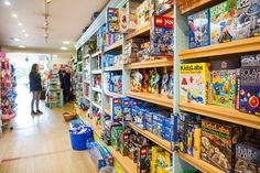Just Williams is a family run toyshop, with four fantastic venues across London. The shop here in East Dulwich, like the others, is packed to the rafters with a selection of both modern and classic toys, games and gifts, for newborns right up to age 12. The friendly staff create a welcoming atmosphere for parents and children alike. Proud to be one of London's best independents for children, there are many big name brands at the shop as well as a select few items from fantastic independent…