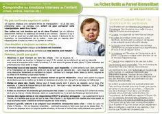 Caprice bébé enfant éducation parentalité