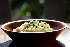 Parmesan Cauliflower Purée