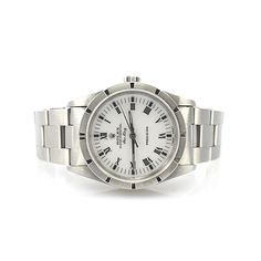 Rolex Oyster Perpetual Air-King 14010 | Singapore Pre-owned Rolex Watch | #LuxuryWatch #Cashmax