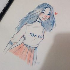 Hello, stranger. - Girls! quick sketches =)