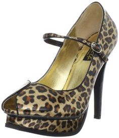 Pleaser Womens Pleasure02GPT Mary Jane Pump <3 Locate the offer simply by clicking the image