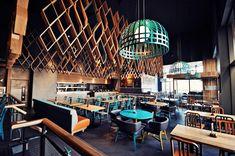 Nando's Chicken restaurant by Blacksheep