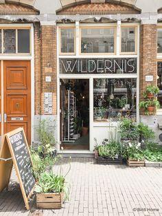 Bijzondere planten shoppen bij Wildernis Amsterdam ©BintiHome