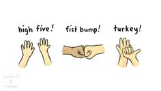 Toates McGoates! I am totally going to make my BFFs do this as our secret handshake! :)