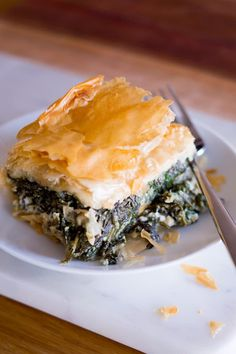 I've been very lucky. I learned to make spanakopita, the Greek spinach and feta casserole encased in filo dough, from a variety of sources — even without the benefit of a Greek grandmother by my side. I had books, I had friends, and eventually, I had professional cooks show me. I've also spent a lifetime eating it and enjoying every bite in diners, upscale restaurants, and yes, versions made by someone else's loving Greek grandmother. I noticed a few key things along the way, learned…