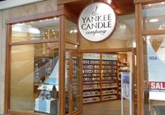 Yankee Candle Store.... when we went in and smelt every single candle scent!