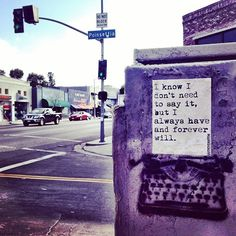wrdsmth - i know i don't need to say it, but i always have and forever will