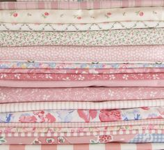 Old sheets from goodwill in floral pink. Use them everywhere- for making curtains, pillows, etc