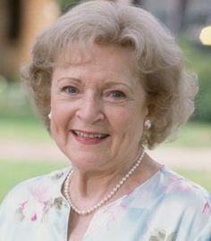 Betty White. Love!